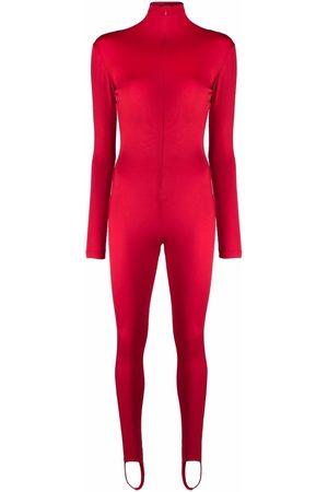 Atu Body Couture Senhora Macacões - High neck full length jumpsuit