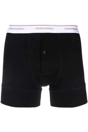 Dsquared2 Homem Boxers - Fine ribbed boxers