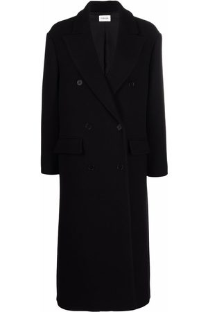 P.a.r.o.s.h. Fitted double-breasted coat