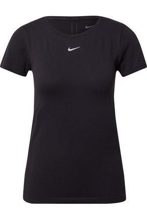 Nike Senhora Formal - Camisa funcionais 'AURA