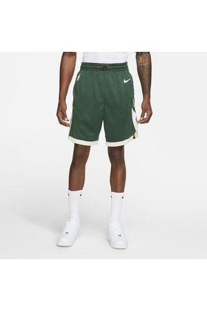 Nike Calções NBA Swingman Milwaukee Bucks Icon Edition para homem