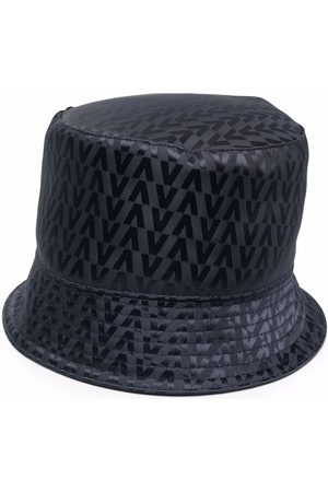 VALENTINO Logo-print bucket hat