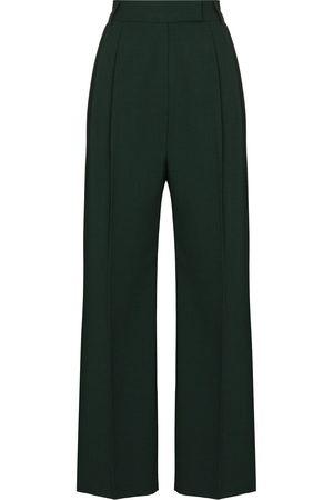 Frankie Shop Senhora Calças à Boca-de-sino - Bea wide-leg trousers