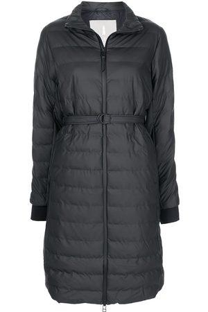 Rains Padded zipped coat