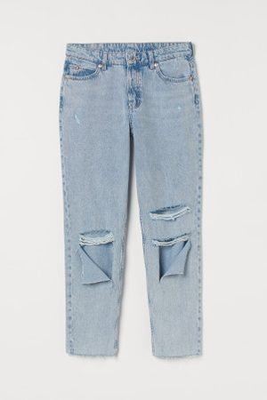 H&M Boyfriend Low Regular Jeans
