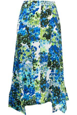 Stella McCartney Floral-print Naya skirt