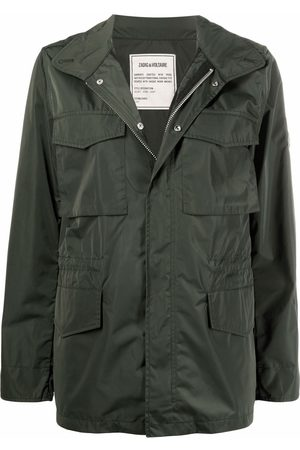 Zadig & Voltaire Shell hooded parka