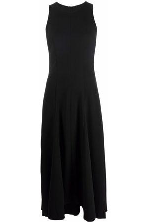 12 STOREEZ Asymmetric-hem dress