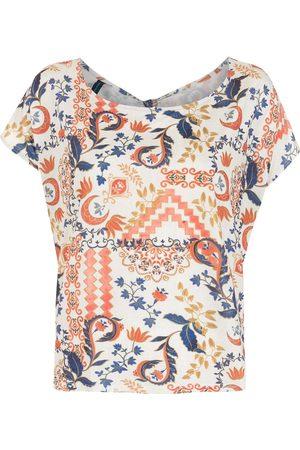 Lygia & Nanny Senhora T-shirts - Simi tile-print T-shirt