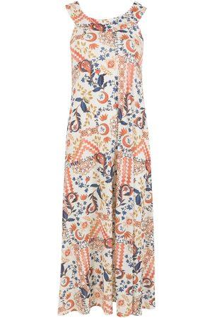 Lygia & Nanny Floral print midi dress