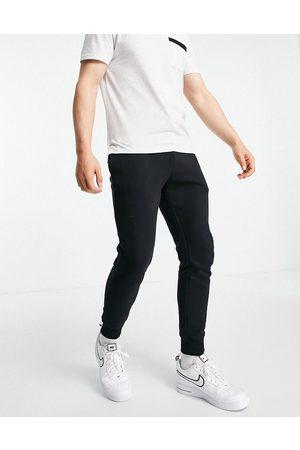 Topman Co-ord jogger in black