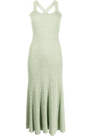 Anna Quan Mikayla ribbed-knit dress