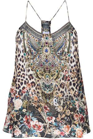 Camilla Senhora Tops & T-shirts - Call of The Cathedral t-back top