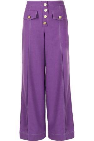 Alice McCall Sweet Valentine high waist trousers