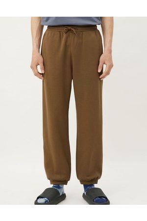 Weekday Homem Joggers - Standard joggers in brown