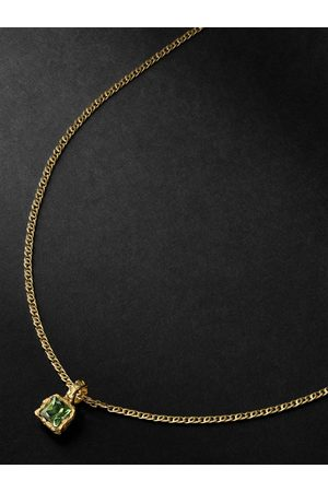 Healers Fine Jewelry Homem Colares - Sphene Pendant Necklace