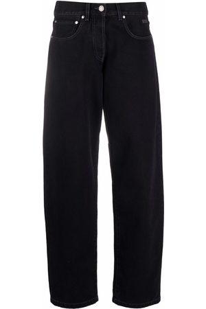 Msgm Senhora Tapered - Tapered mom jeans
