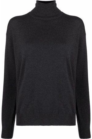 Brunello Cucinelli Roll neck cashmere-knit sweater