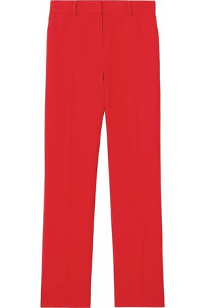 Burberry Tailored high-waisted trousers