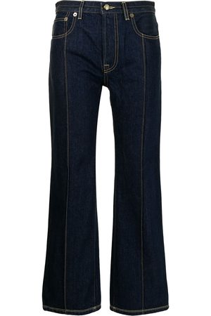 Ports 1961 Straight-flared jeans