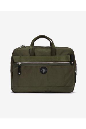 U.S. Polo Assn Waganer Laptop bag Green