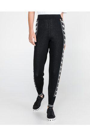 Twin-Set Trousers Black