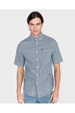 G-Star Shirt Blue White