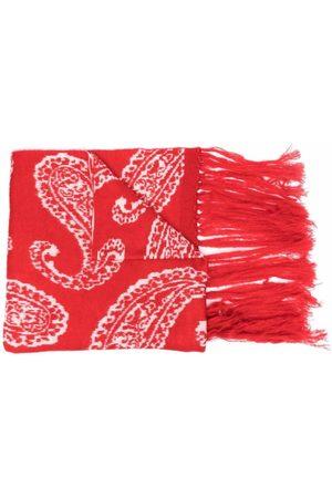 424 Homem Cachecóis & Echarpes - Paisley pattern scarf