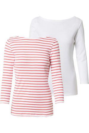 GAP Mulher T-shirts & Manga Curta - Camisa