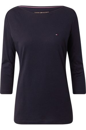 Tommy Hilfiger Mulher T-shirts & Manga Curta - Camisa