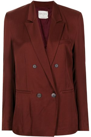 Forte Forte Double-breasted tailored blazer