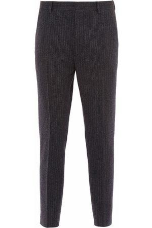 Prada Pinstripe wool trousers