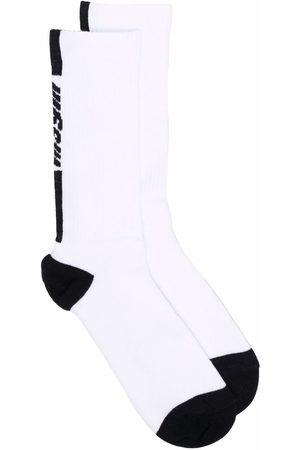 MSGM Logo-print socks