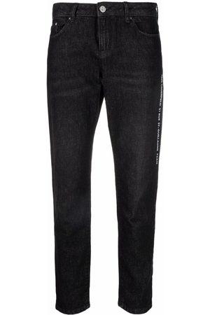 Karl Lagerfeld Senhora Slim - Essential slim-fit ankle jeans