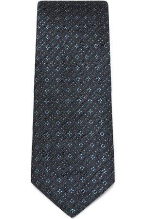 Dolce & Gabbana Homem Laços de Colarinho - Silk-jacquard tie