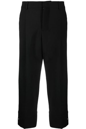 AMI Paris Cropped tailored trousers
