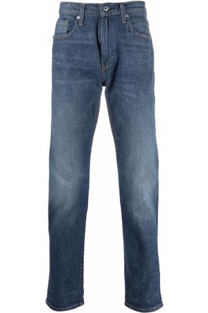 Levi's: Made & Crafted Homem Tapered - Mid-rise tapered jeans