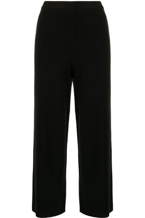 MANNING CARTELL Mix A Lot ribbed-knit culottes