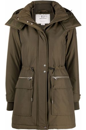Woolrich Chena padded parka