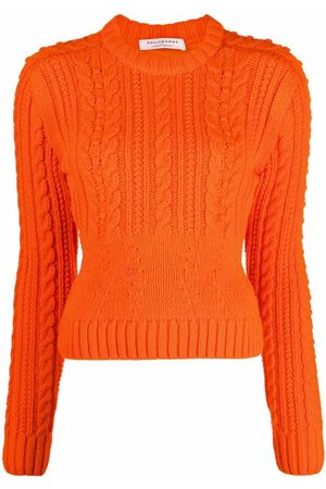 Philosophy Di Lorenzo Serafini Cable-knit jumper