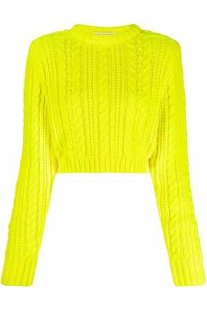 Serafini Mulher Camisolas - Cable-knit jumper