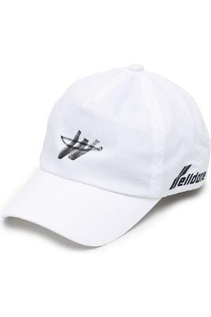 We11done Logo-print cotton cap