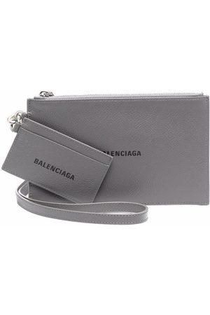 Balenciaga Homem Bolsas & Carteiras - Cash pouch lanyard cardholder