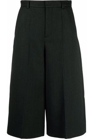 Saint Laurent Tailored culotte trousers