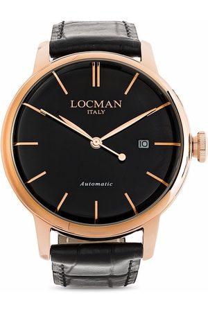 Locman Italy Homem Relógios - 1960 automatic 42mm