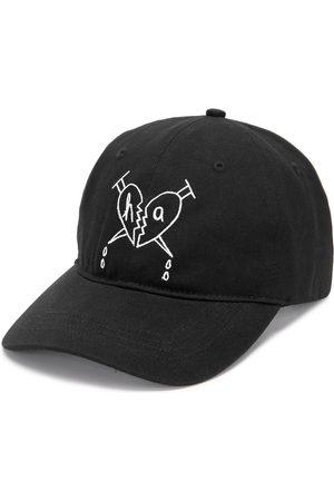 Haculla Homem Chapéus - Broken heart baseball cap
