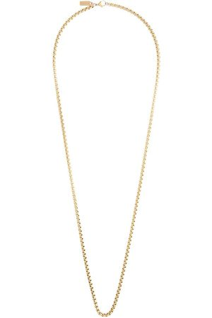 Nialaya Jewelry Homem Colares - Rolo chain long necklace