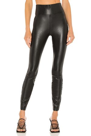 Paige Sheena Vegan Leather Legging in - . Size L (also in M, S, XS).
