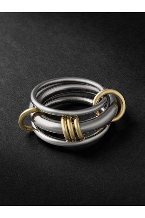 Spinelli Kilcollin Gemini Gold Ring