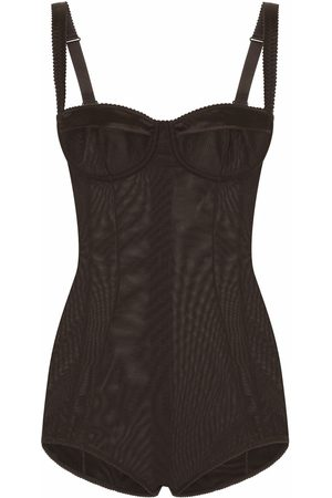 Dolce & Gabbana Senhora Soutiens Sem Enchimento - Balconette-bra bodysuit